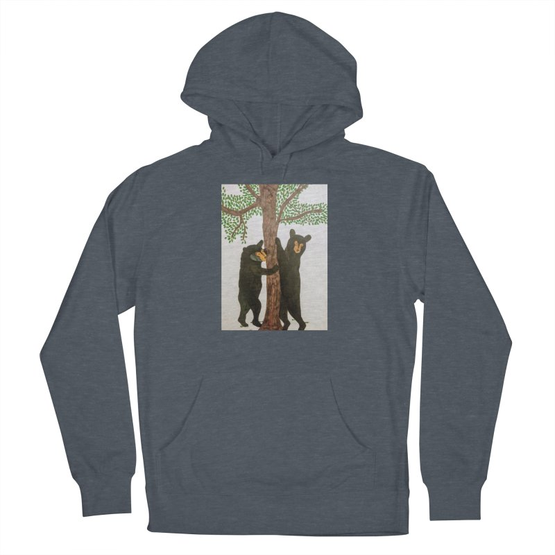 Black Bears Women's Pullover Hoody by Whimsical Wildlife Wares