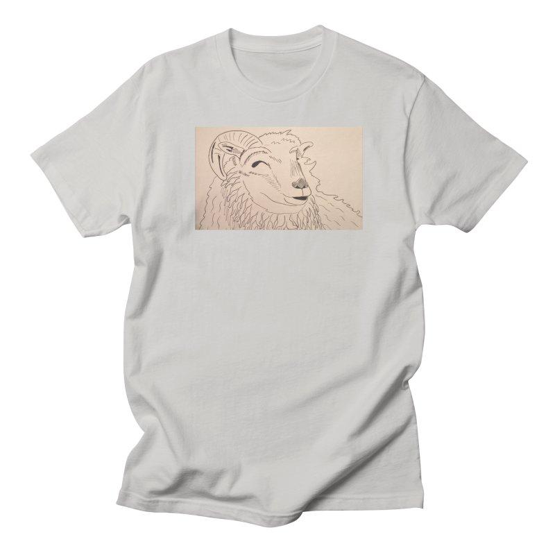 Ram Women's Unisex T-Shirt by Whimsical Wildlife Wares
