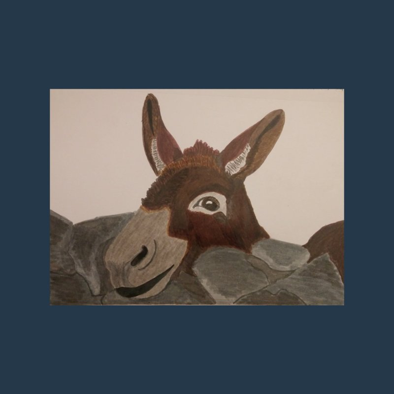 Donkey None  by Whimsical Wildlife Wares