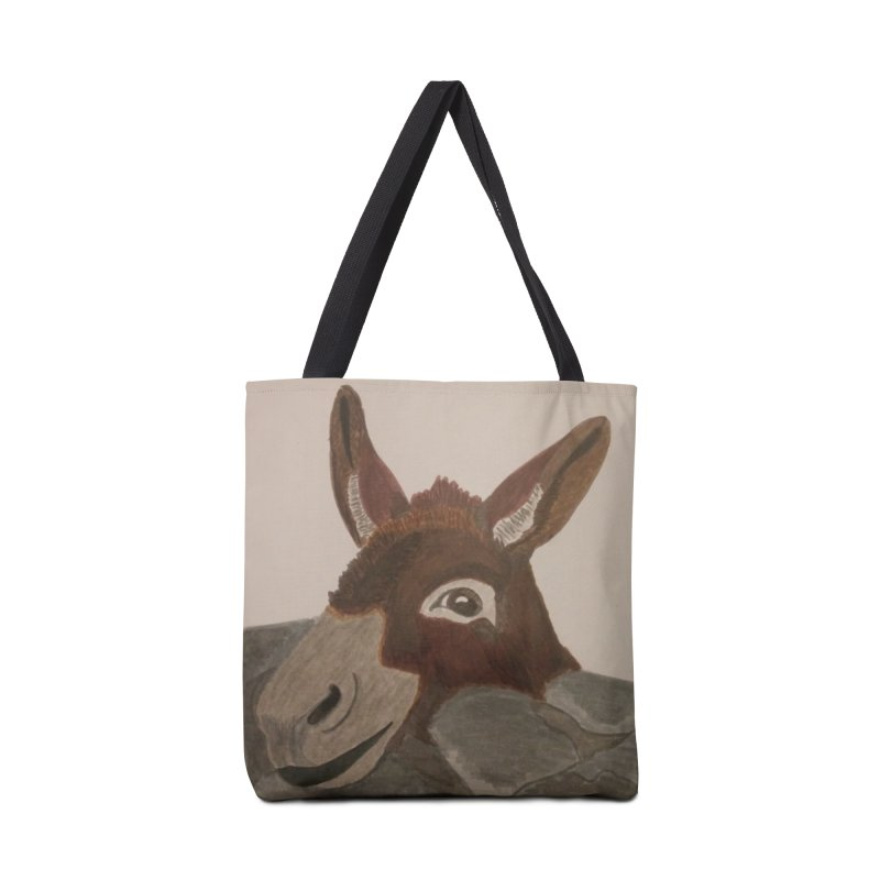 Donkey Accessories Bag by Whimsical Wildlife Wares
