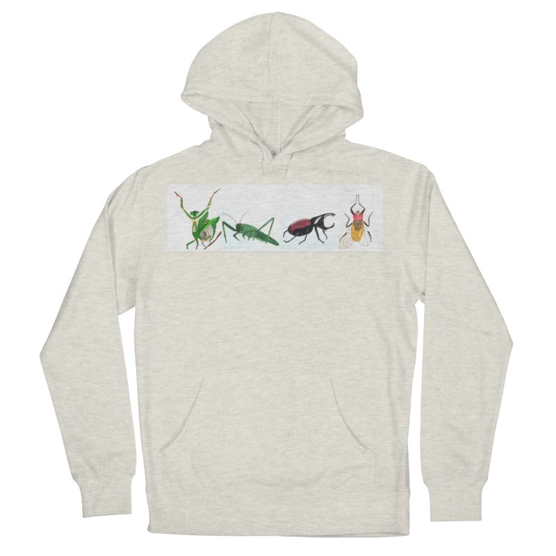 YMCA Men's Pullover Hoody by Whimsical Wildlife Wares