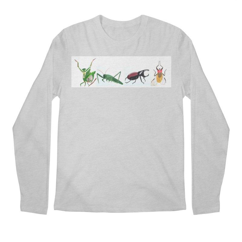 YMCA Men's Longsleeve T-Shirt by Whimsical Wildlife Wares
