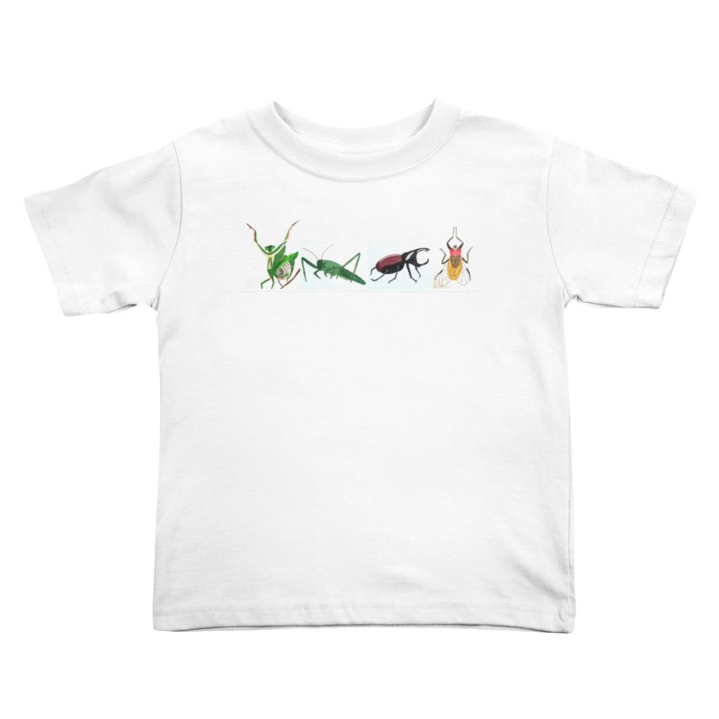 YMCA Kids Toddler T-Shirt by Whimsical Wildlife Wares