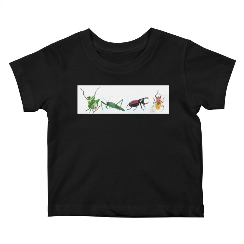 YMCA Kids Baby T-Shirt by Whimsical Wildlife Wares