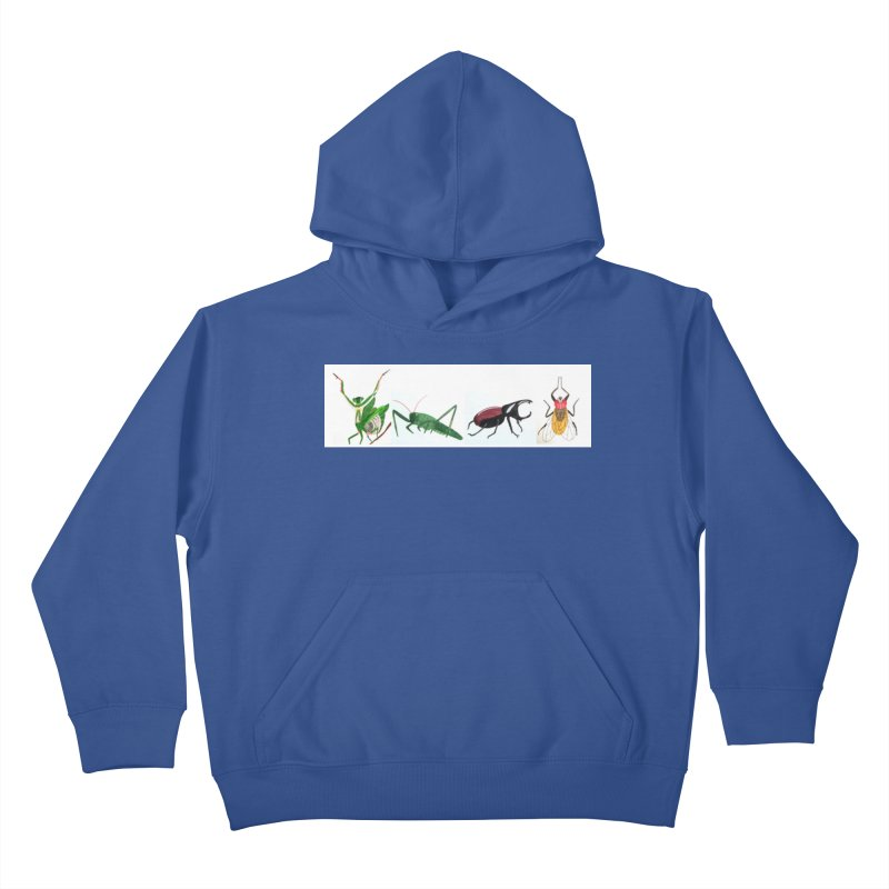 YMCA Kids Pullover Hoody by Whimsical Wildlife Wares