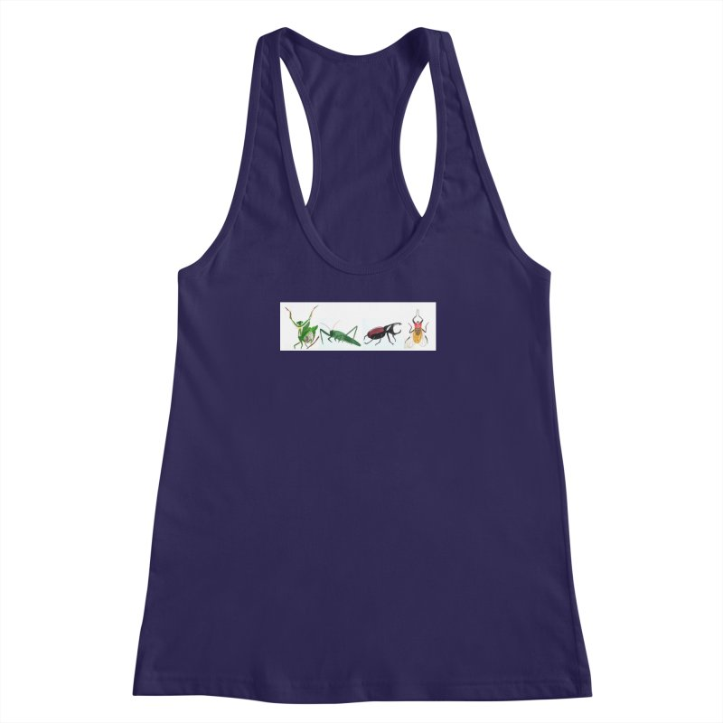 YMCA Women's Racerback Tank by Whimsical Wildlife Wares