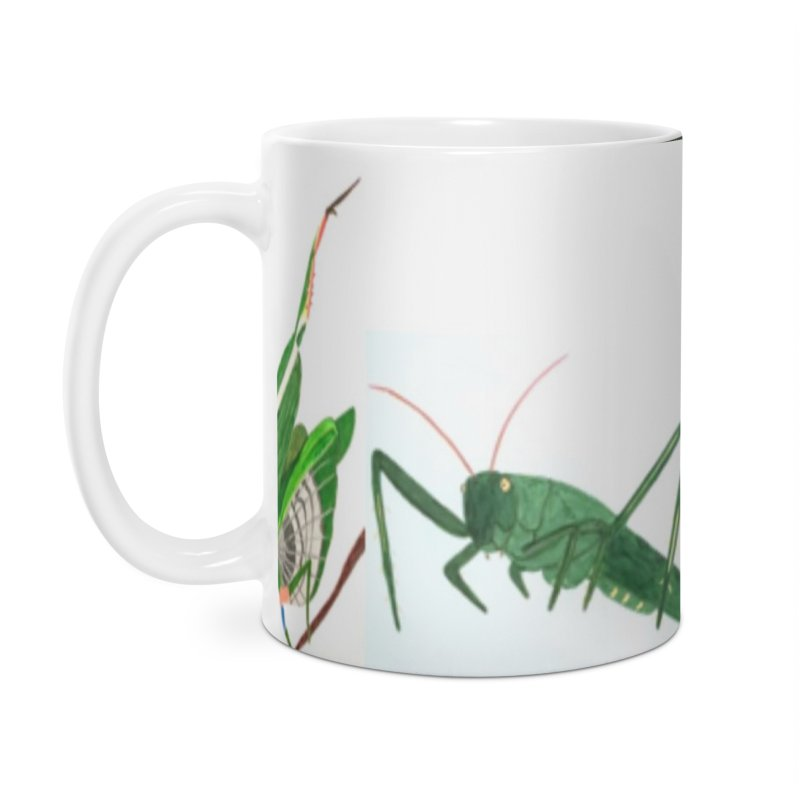 YMCA Accessories Mug by Whimsical Wildlife Wares