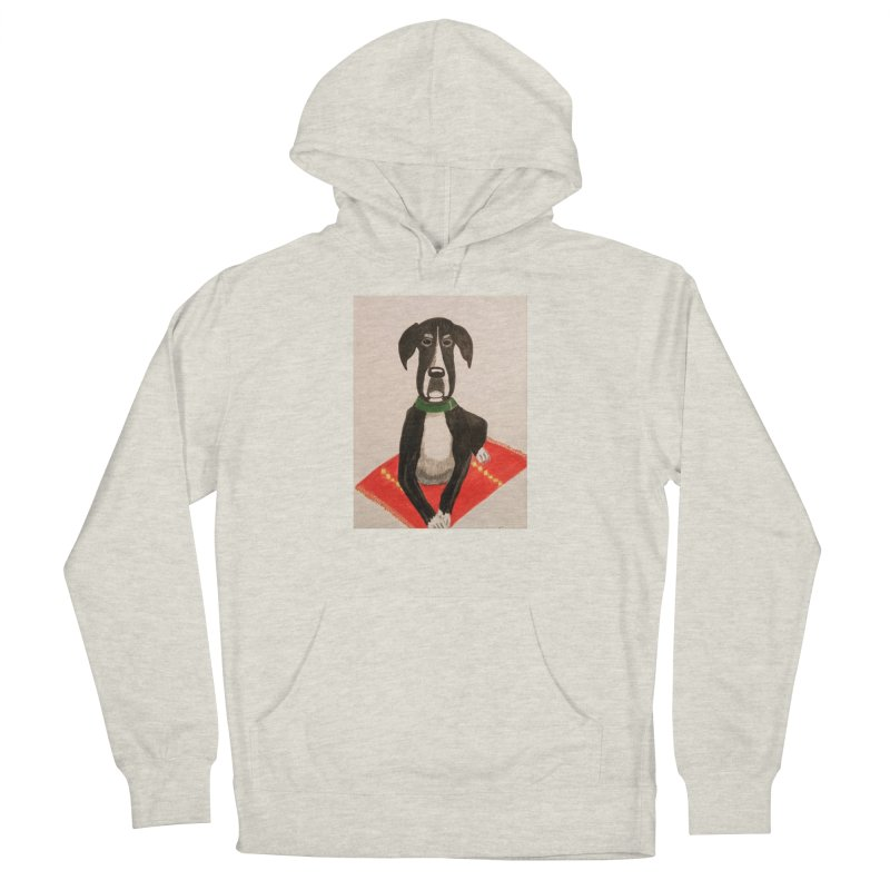 Great Dane Women's Pullover Hoody by Whimsical Wildlife Wares