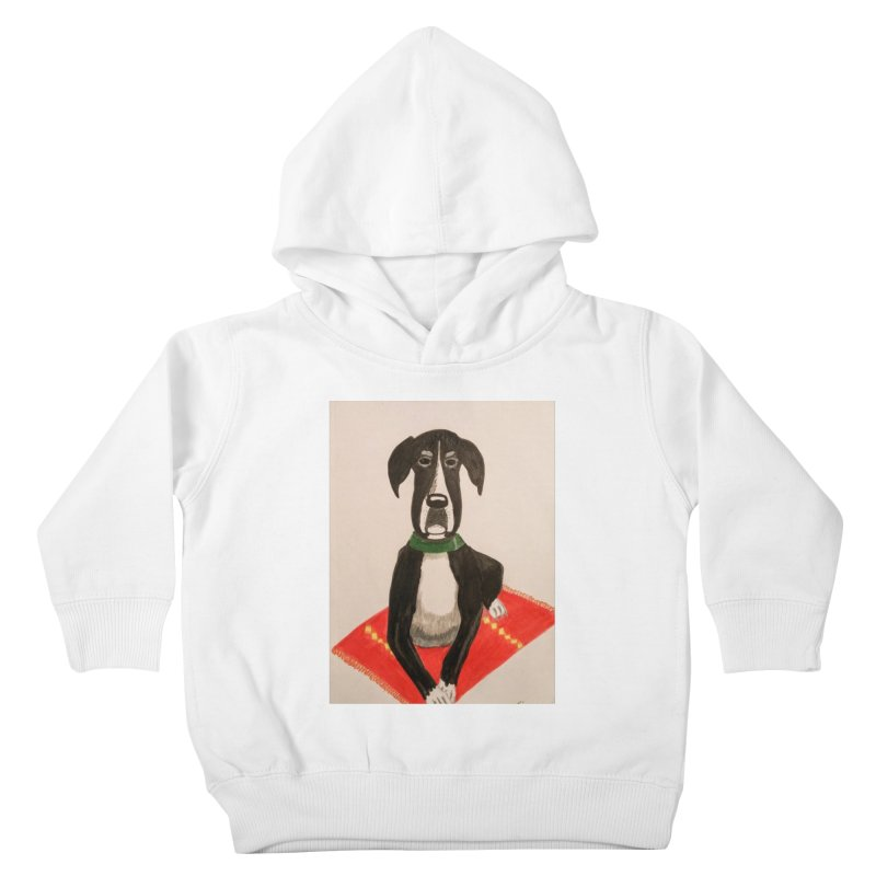 Great Dane Kids Toddler Pullover Hoody by Whimsical Wildlife Wares