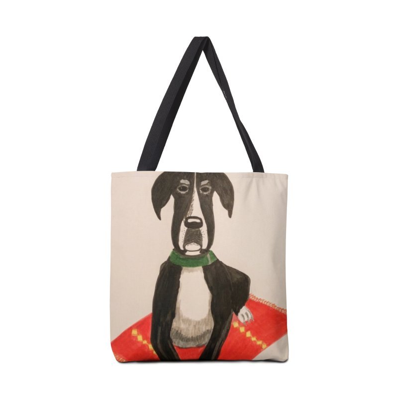 Great Dane Accessories Bag by Whimsical Wildlife Wares