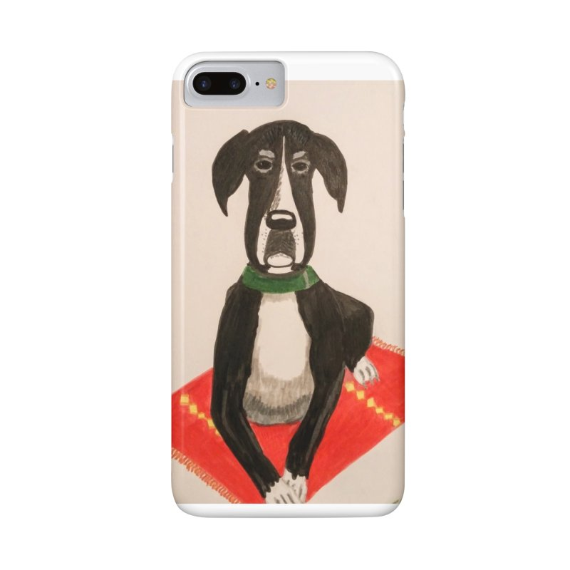 Great Dane Accessories Phone Case by Whimsical Wildlife Wares