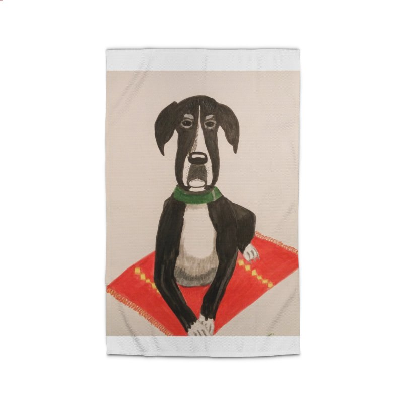 Great Dane Home Rug by Whimsical Wildlife Wares