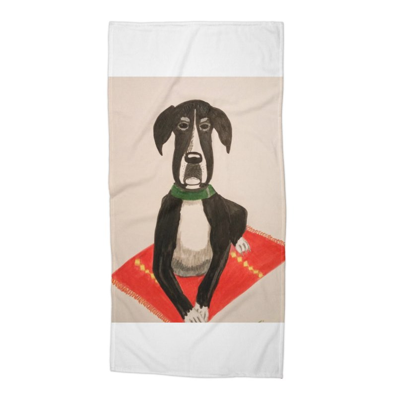 Great Dane Accessories Beach Towel by Whimsical Wildlife Wares