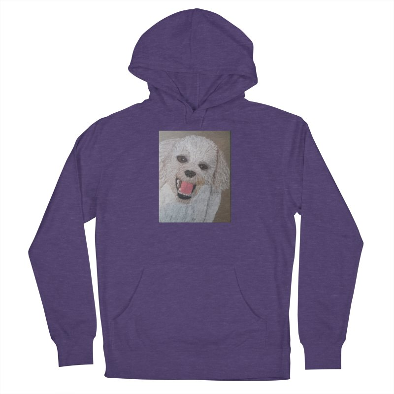 Golden Doodle Women's Pullover Hoody by Whimsical Wildlife Wares
