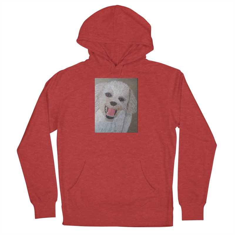 Golden Doodle Men's Pullover Hoody by Whimsical Wildlife Wares