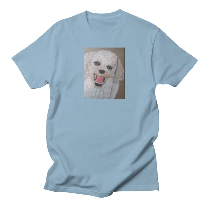 Golden Doodle Men's T-shirt by Whimsical Wildlife Wares