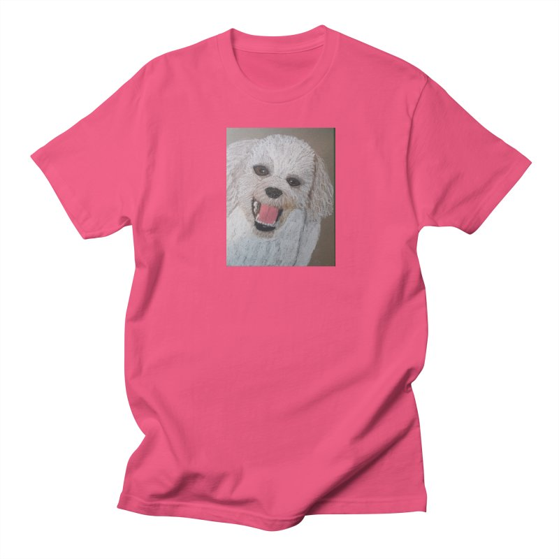 Golden Doodle Women's Unisex T-Shirt by Whimsical Wildlife Wares