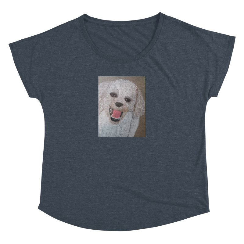 Golden Doodle Women's Dolman by Whimsical Wildlife Wares