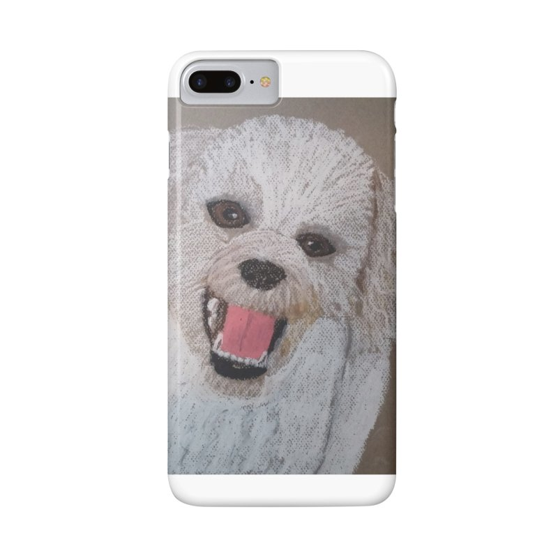 Golden Doodle Accessories Phone Case by Whimsical Wildlife Wares