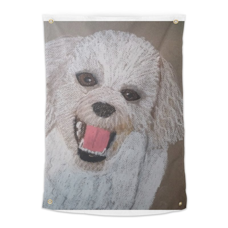 Golden Doodle Home Tapestry by Whimsical Wildlife Wares