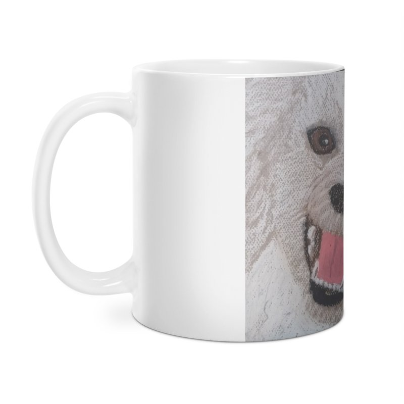 Golden Doodle Accessories Mug by Whimsical Wildlife Wares