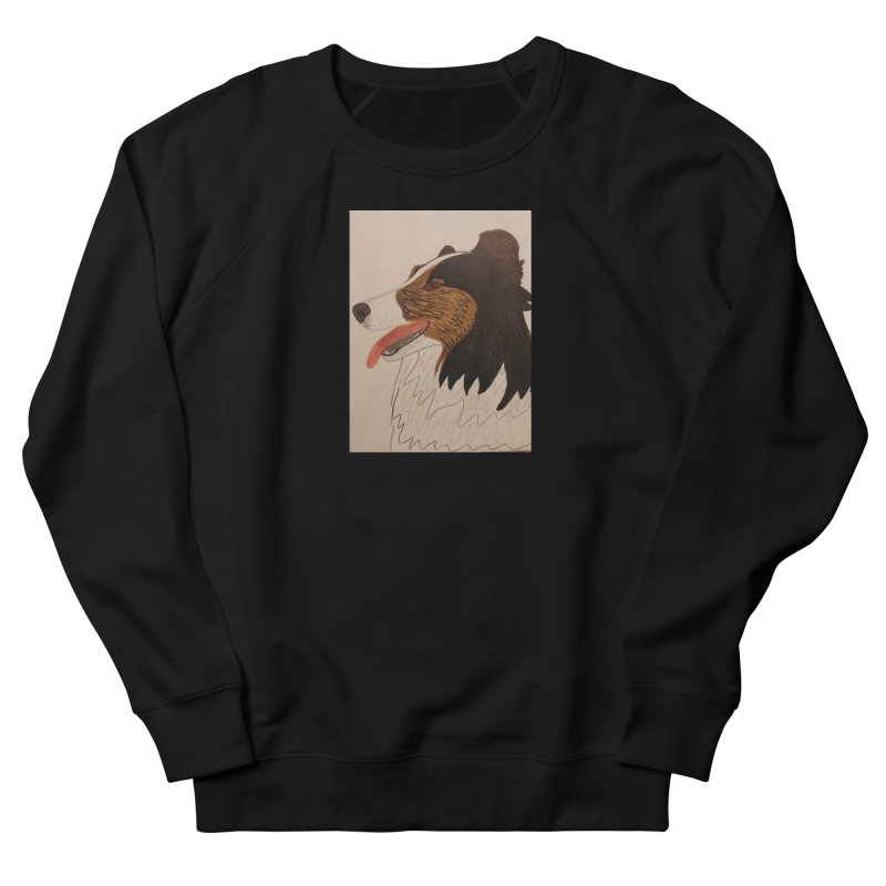 Sheltie/Border collie Women's Sweatshirt by Whimsical Wildlife Wares