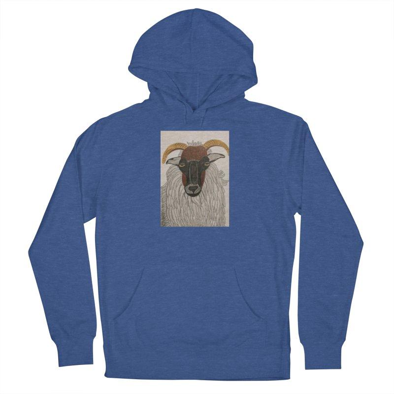 Irish sheep Women's Pullover Hoody by Whimsical Wildlife Wares