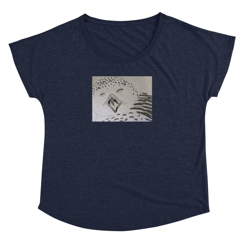 Laughing Owl Women's Dolman by Whimsical Wildlife Wares