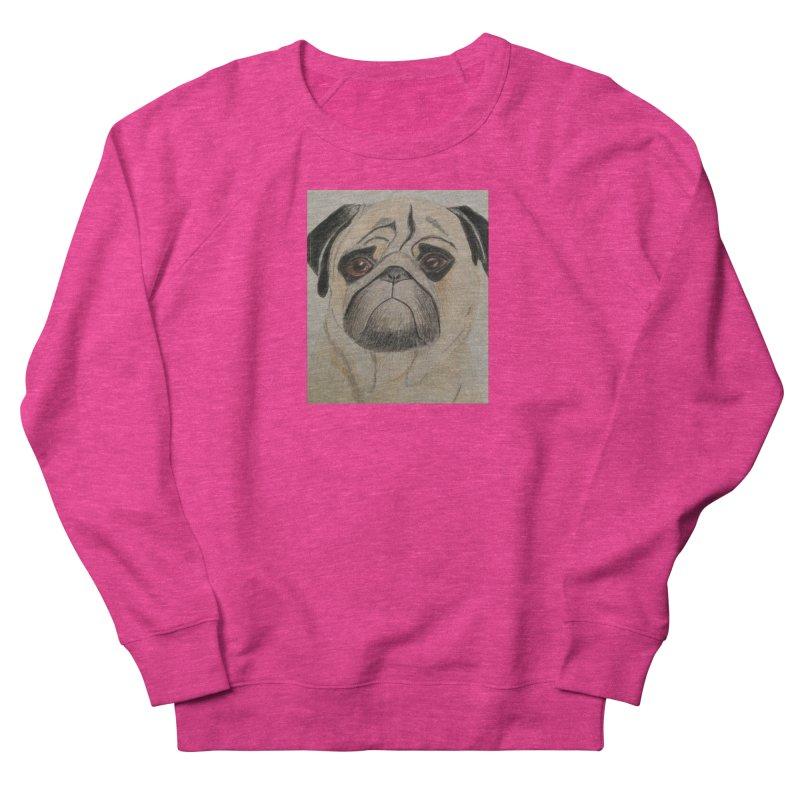 Pug Men's Sweatshirt by Whimsical Wildlife Wares