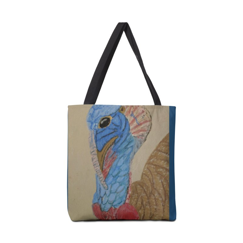 Turkey Accessories Bag by Whimsical Wildlife Wares