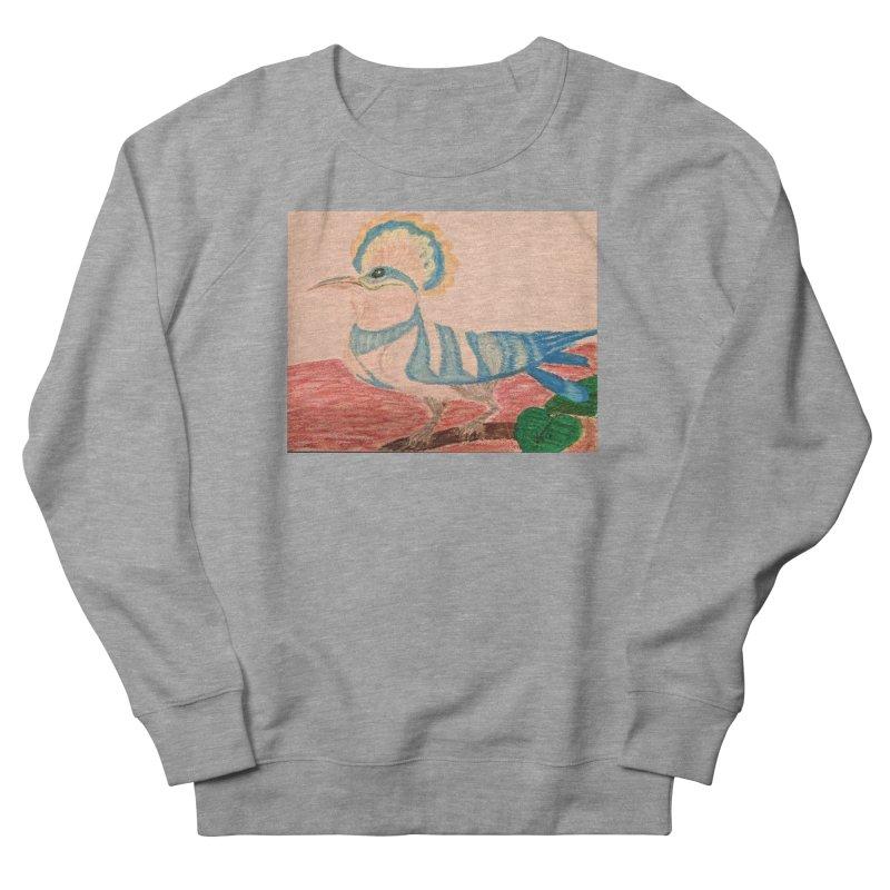 River Hoopoe Women's Sweatshirt by Whimsical Wildlife Wares