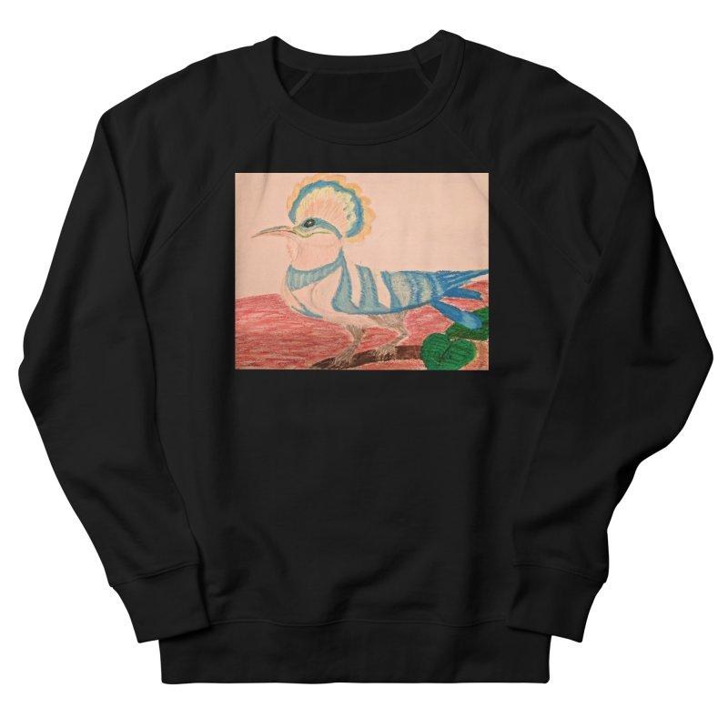 River Hoopoe Men's Sweatshirt by Whimsical Wildlife Wares
