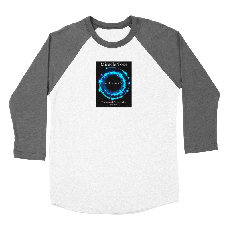 Miracle Tone Equation Women's Longsleeve T-Shirt by Be A Blessing Enterprises' Artist Shop - Putting F