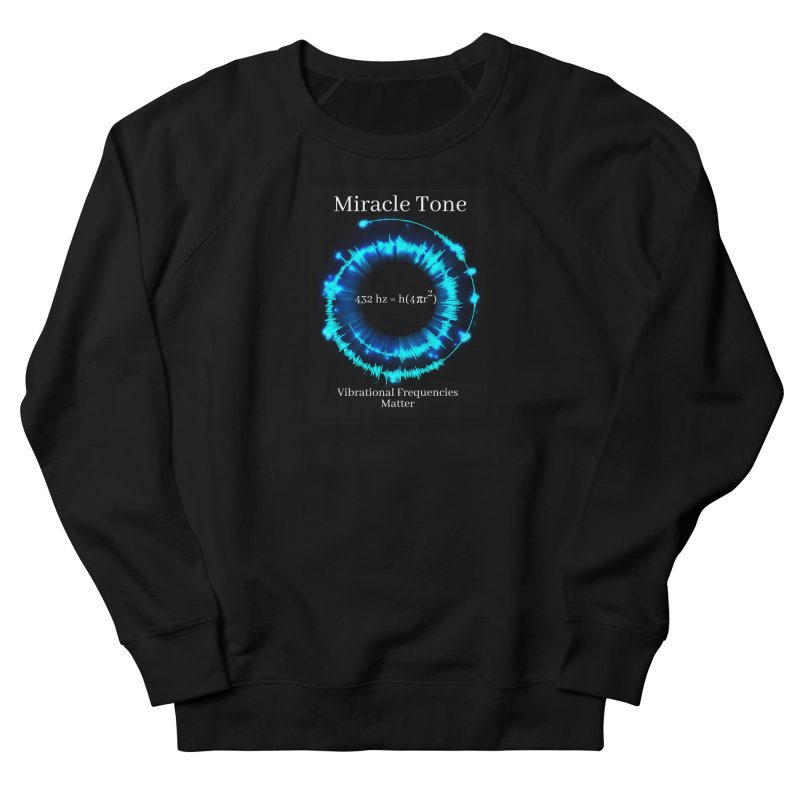 Miracle Tone Equation Women's Sweatshirt by Be A Blessing Enterprises' Artist Shop - Putting F
