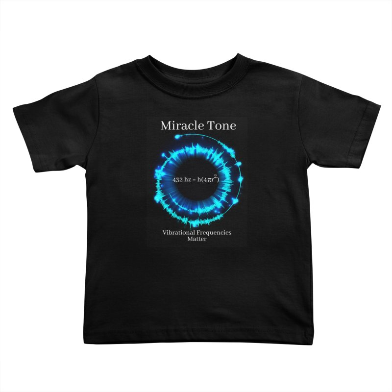 Miracle Tone Equation Kids Toddler T-Shirt by Be A Blessing Enterprises' Artist Shop - Putting F