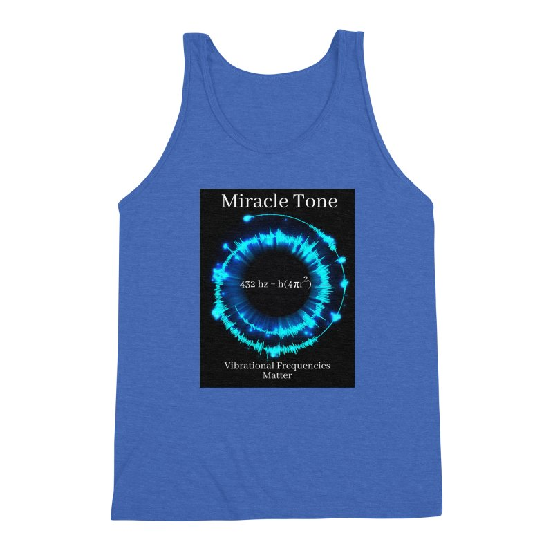 Miracle Tone Equation Men's Tank by Be A Blessing Enterprises' Artist Shop - Putting F