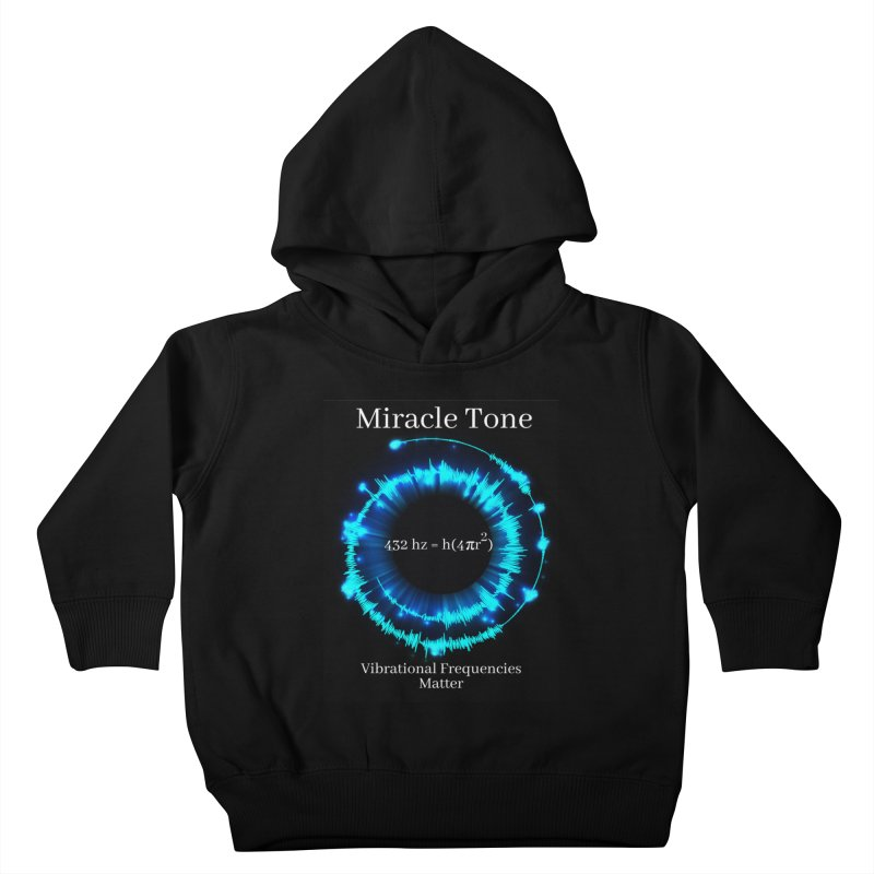 Miracle Tone Equation Kids Toddler Pullover Hoody by Be A Blessing Enterprises' Artist Shop - Putting F