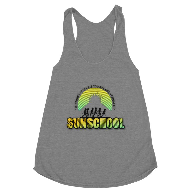 Sunschool Themed Products Women's Tank by Be A Blessing Enterprises' Artist Shop - Putting F
