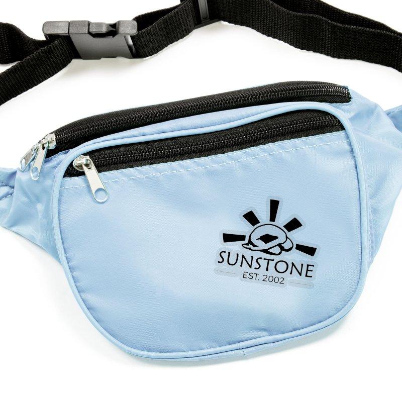 Sunstone 2002 - black ink Accessories Sticker by sunstoneFIT's Shop