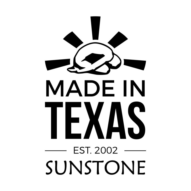 Made in Texas - Black Ink Men's Longsleeve T-Shirt by sunstoneFIT's Shop