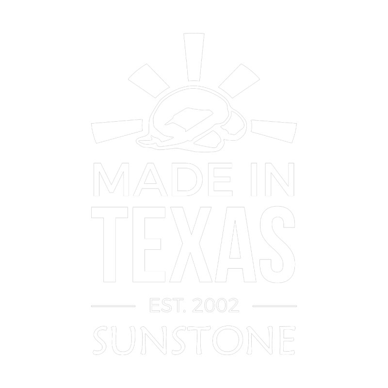 Made In Texas - White Ink by sunstoneFIT's Shop
