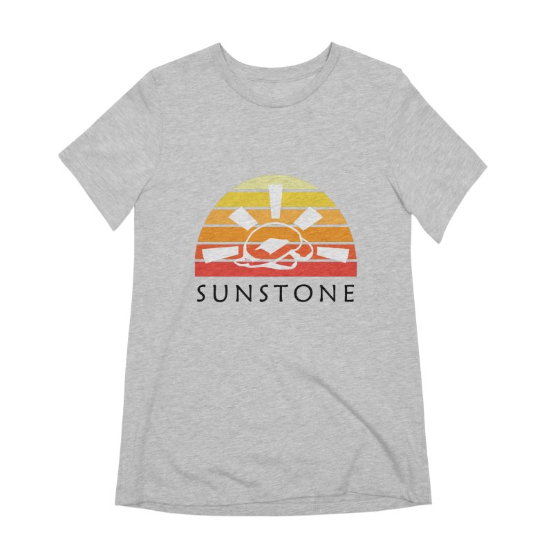 Vintage Ray (W) Women's Extra Soft T-Shirt by sunstoneFIT's Shop