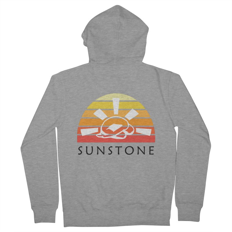 Vintage Ray (W) Women's Zip-Up Hoody by sunstoneFIT's Shop