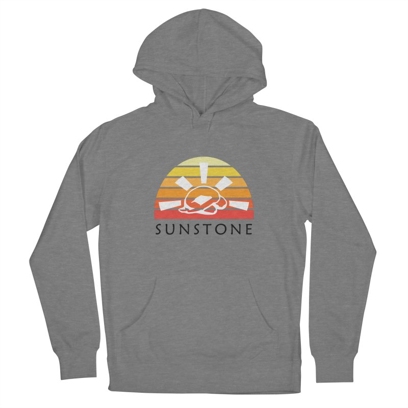 Vintage Ray (W) Women's Pullover Hoody by sunstoneFIT's Shop