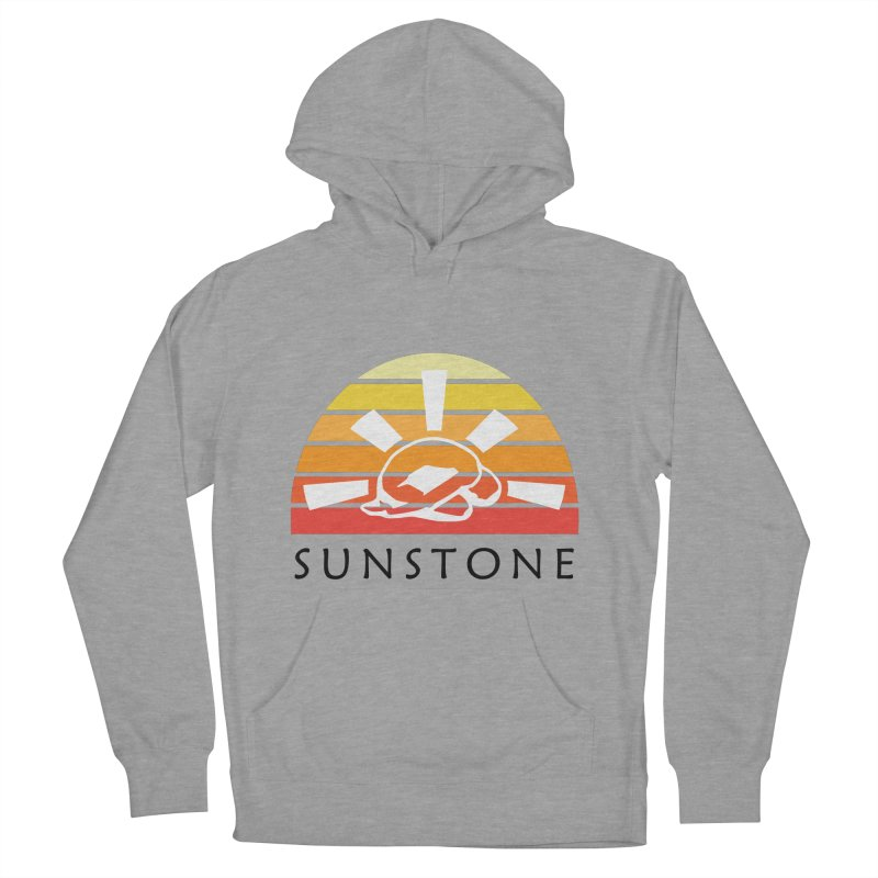 Vintage Ray (W) Men's French Terry Pullover Hoody by sunstoneFIT's Shop