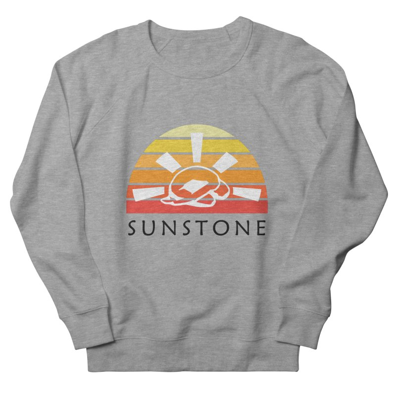 Vintage Ray (W) Men's French Terry Sweatshirt by sunstoneFIT's Shop
