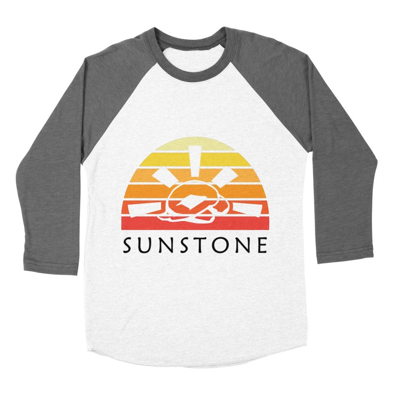 Vintage Ray (W) Women's Baseball Triblend Longsleeve T-Shirt by sunstoneFIT's Shop