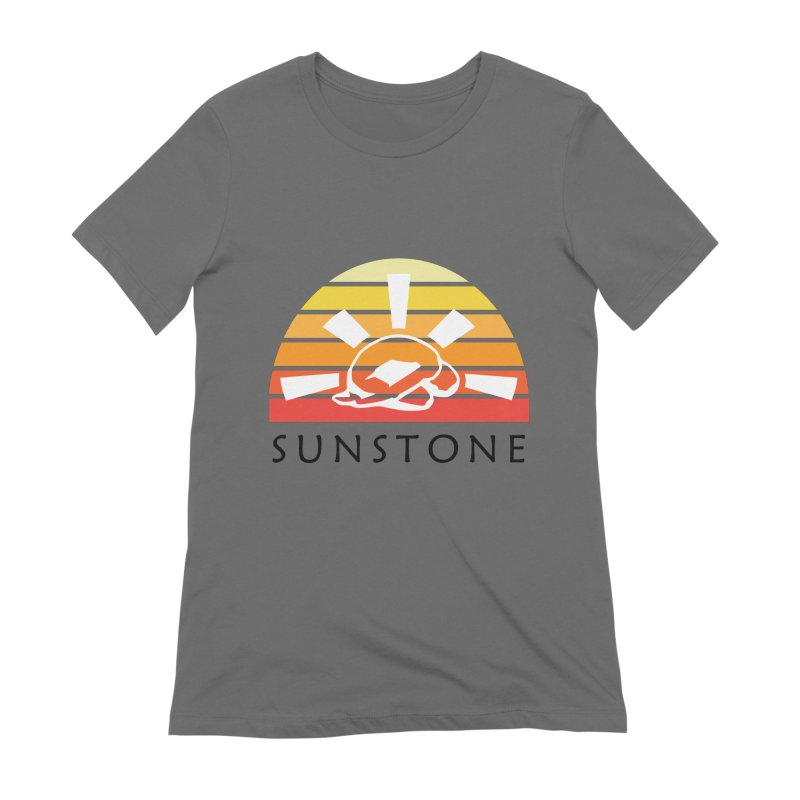 Vintage Ray (W) Women's T-Shirt by sunstoneFIT's Shop