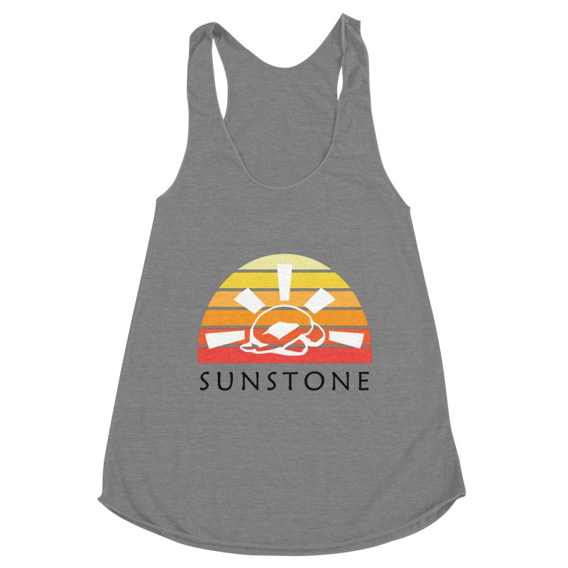 Vintage Ray (W) Women's Tank by sunstoneFIT's Shop