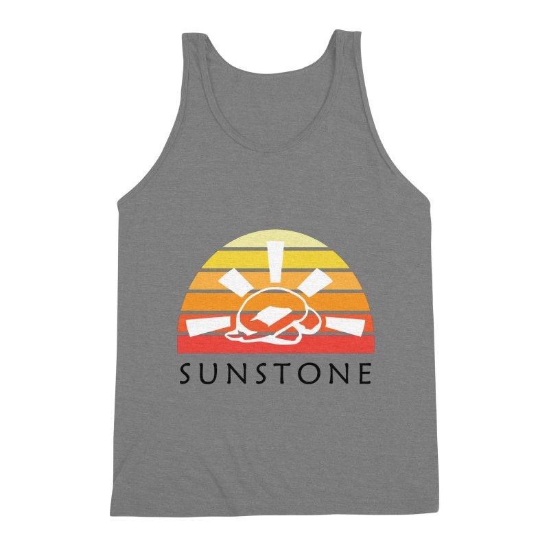 Vintage Ray (W) Men's Tank by sunstoneFIT's Shop